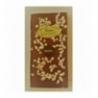 Tablette chocolat noir aux noisettes 100g