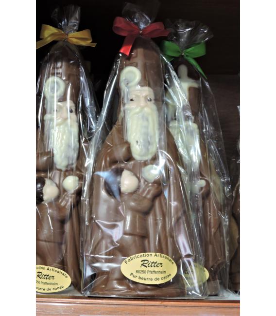 ST NICOLAS ET ENFANTS 200GRS CHOCOLAT LAIT